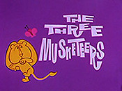 The Three Musketeers Cartoon Pictures