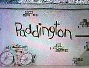 Ride 'Em Paddington Cartoon Picture