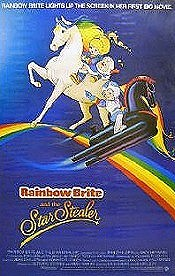 Rainbow Brite And The Star Stealer Free Cartoon Picture