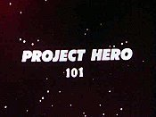 Project Hero The Cartoon Pictures