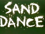 Sand Dance Cartoon Character Picture