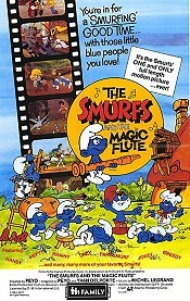 La Fl�te � Six Schtroumpfs (The Smurfs And The Magic Flute) Cartoon Picture