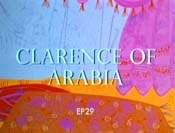 Clarence Of Arabia Pictures Cartoons