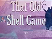 That Old Shell Game Free Cartoon Picture