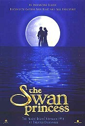 The Swan Princess Cartoon Picture