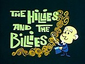 The Hillies And The Billies Picture To Cartoon
