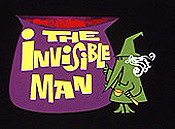 The Invisible Man Picture Of Cartoon