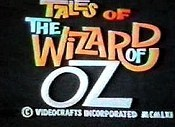 The Tales of the Wizard of Oz (Pilot) Cartoon Character Picture