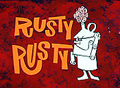 Rusty Rusty Free Cartoon Pictures