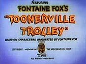 Toonerville Trolley The Cartoon Pictures