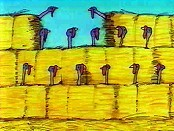 Turkey In The Straw (#13) Picture Of Cartoon