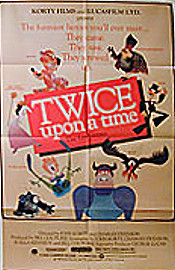 Twice Upon A Time Picture Into Cartoon