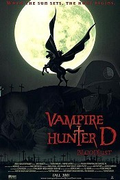 Vampire Hunter D Cartoon Picture