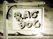 Rag Dog Cartoon Picture