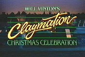 A Claymation Christmas Celebration Picture Of Cartoon