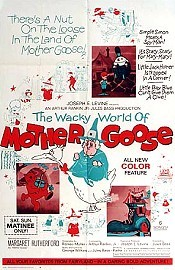 The Wacky World Of Mother Goose Picture Into Cartoon