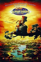 The Wild Thornberrys Movie Cartoon Picture