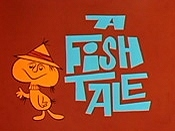 A Fish Tale Picture To Cartoon