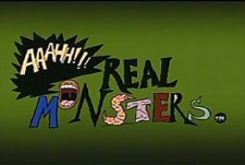 AAAHH!!! Real Monsters Episode Guide Logo