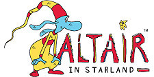 Altair in Starland  Logo