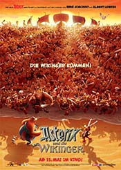 Ast�rix Et Les Vikings (Asterix And The Vikings) Free Cartoon Picture