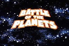 Battle of the Planets Episode Guide Logo