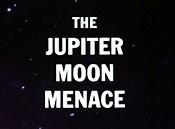 The Jupiter Moon Menace Cartoon Character Picture