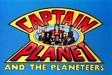 Captain Planet And The Planeteers Episode Guide Logo