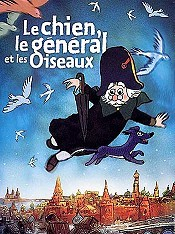 Le Chien, Le General Et Les Oiseaux (The Dog, The General And The Birds) Picture Into Cartoon