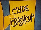 Clyde Crashcup Invents Glass Pictures Of Cartoon Characters