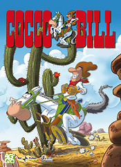 Cocco Bill Against All The Cartoon Pictures