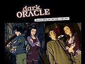 Dark Oracle Free Cartoon Picture