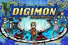 Digimon Episode Guide Logo