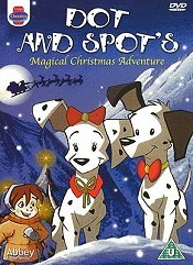 Dot And Spot's Magical Christmas Adventure Cartoon Picture