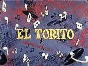 El Torito Free Cartoon Picture