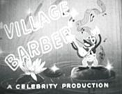 The Village Barber Picture Into Cartoon
