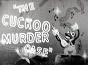 The Cuckoo Murder Case Cartoon Picture