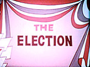 The Election The Cartoon Pictures