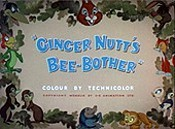 Ginger Nutt's Bee-Bother Pictures To Cartoon