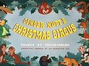 Ginger Nutt's Christmas Circus Pictures To Cartoon