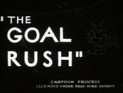 The Goal Rush Picture Of Cartoon
