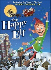 The Happy Elf Cartoon Character Picture