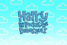 Harry and his Bucket Full of Dinosaurs Episode Guide Logo