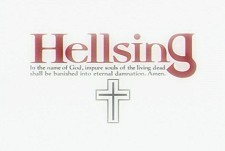 Hellsing Episode Guide Logo