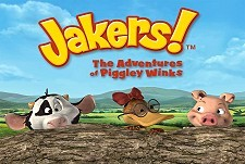 Jakers!: The Adventures of Piggley Winks! Episode Guide Logo