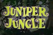 Juniper Jungle Episode Guide Logo