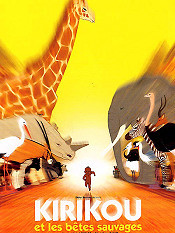 Kirikou Et Les B�tes Sauvages (Kirikou And The Savage Beasts) Cartoon Picture