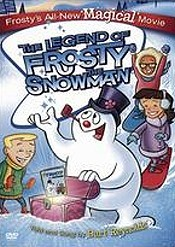 The Legend Of Frosty The Snowman Pictures To Cartoon