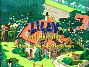 Lilly And Hercules Pictures In Cartoon