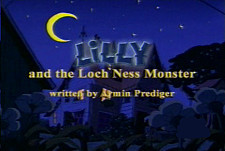 Lilly And The Loch Ness Monster Cartoon Picture